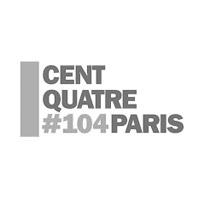 Le Cent quatre Paris